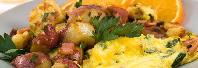 | Omelettes